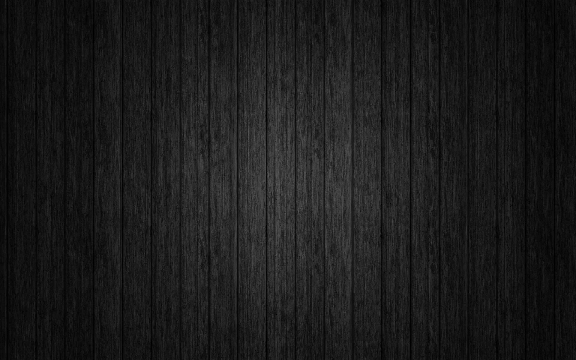 Holztisch dunkel